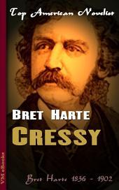 Cressy: Top American Novelist