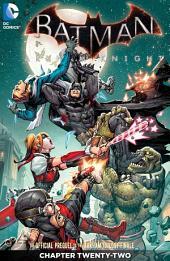 Batman: Arkham Knight (2015-) #22