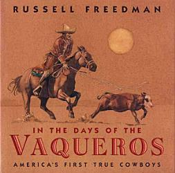 In the Days of the Vaqueros PDF
