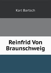 Reinfrid Von Braunschweig