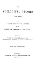 Zoological Record PDF