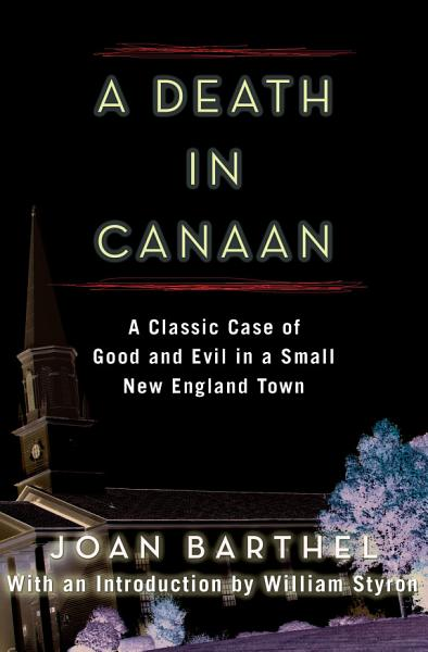 Download A Death in Canaan Book