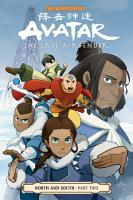 Avatar  the Last Airbender  North and South Part Two PDF
