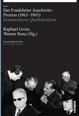 Der Frankfurter Auschwitz Prozess  1963 1965  PDF
