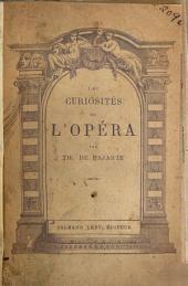 Curiosités de l'Opéra