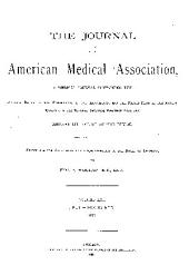 Transactions of the Section on Laryngology, Otology and Rhinology of the American Medical Associaiton at the Annual Session: Volume 21