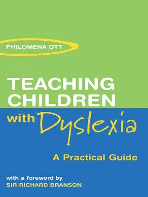 Teaching Children with Dyslexia PDF