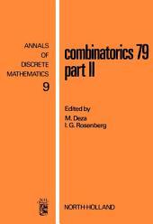 Combinatorics 79: Part 2