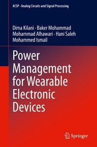 Power Management for Wearable Electronic Devices