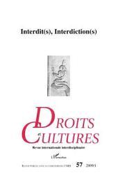 Interdit(s), Interdictions(s)