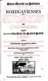 Antiquitates Nordgavienses: oder Nordgauische Alterthümer aufgesucht in der Aureatensischen Kirche, oder Hochfürstl. Hochstifft Eichstett, worinnen von ... Ursprung ... biß auf jetzige Zeit, gehandelt .... 1