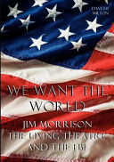 We Want the World
