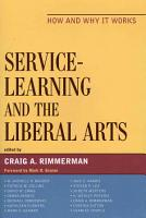Service Learning and the Liberal Arts PDF