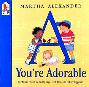 A You re Adorable Book