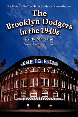 The Brooklyn Dodgers in the 1940s PDF