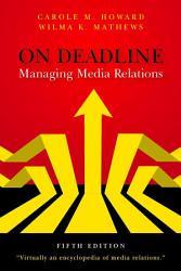 On Deadline Book PDF