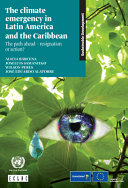 The Climate Emergency in Latin America and the Caribbean PDF