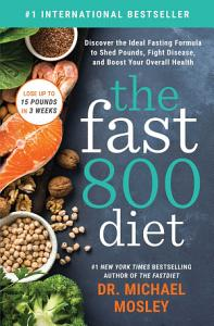 The Fast800 Diet Book