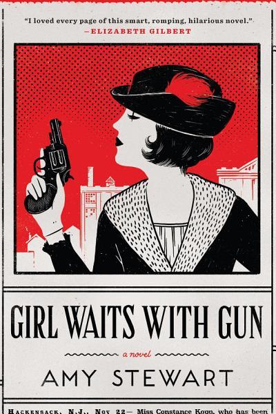 Download Girl Waits with Gun Book