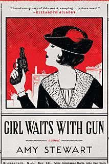 Girl Waits with Gun Book