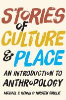 Stories of Culture and Place PDF