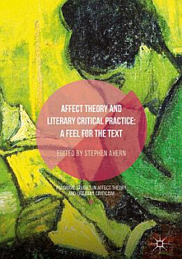 Affect Theory and Literary Critical Practice PDF