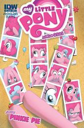 My Little Pony: Micro Series #5 - Pinkie Pie