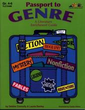 Passport to Genre (ENHANCED eBook): A Literature Enrichment Guide