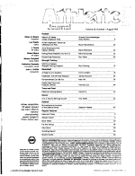 Athletic Journal