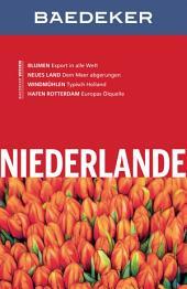 Baedeker Reiseführer Niederlande: Ausgabe 13