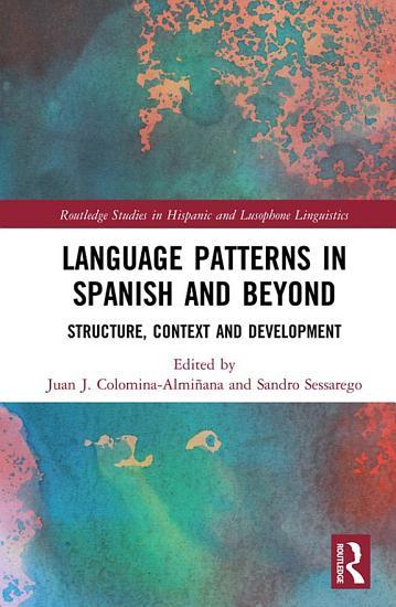 Language Patterns in Spanish and Beyond PDF