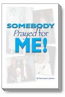 Somebody Prayed For Me PDF