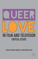 Queer Love in Film and Television PDF
