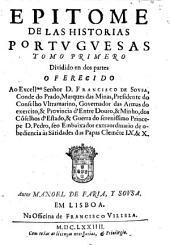 Epitome de las historias portuguesas: Volume 1