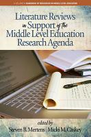 Literature Reviews in Support of the Middle Level Education Research Agenda PDF