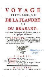 Voyage pittoresque de la Flandre et du Brabant, avec des réflexions relativement aux arts & quelques gravures