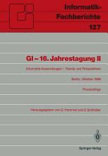 GI     16  Jahrestagung II PDF
