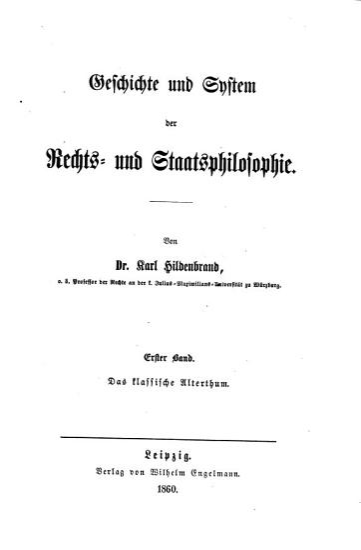 Das klassische Alterthum PDF