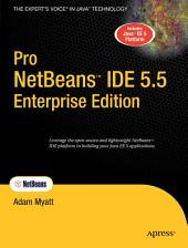 Pro NetBeans IDE 5.5 Enterprise Edition