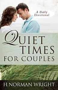 Quiet Times for Couples Book