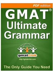Gmat Ultimate Grammar Book PDF