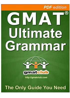 GMAT Ultimate Grammar