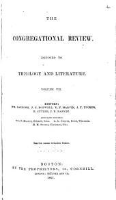 The Boston Review (Boston, Mass. : 1861): Volume 7