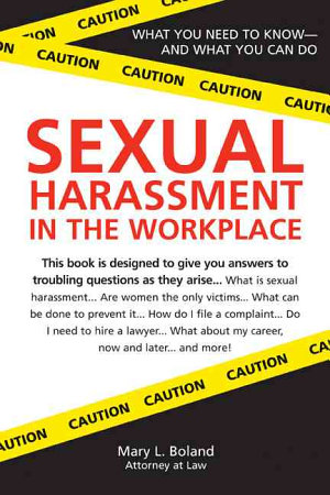 Sexual Harassment in the Workplace PDF