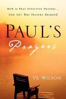 Paul s Prayers PDF