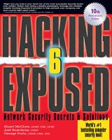 Hacking Exposed  Sixth Edition PDF