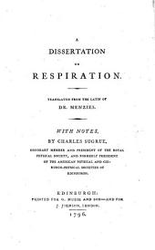 A Dissertation on Respiration