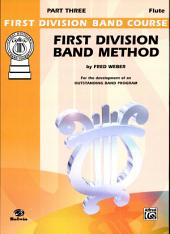 First Division Band Method, Part 3: For the Development of an Outstanding Band Program