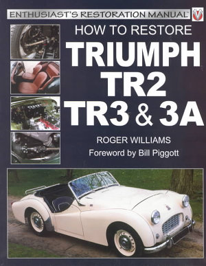 How to Restore Triumph Tr2  Tr3 and Tr3a