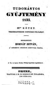 Tudomanyos Gyüjtemeny. (Wissenschaftl. Sammlung.) hung: 51. kötet